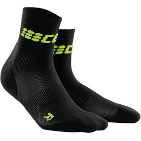 cep Dynamic+ Ultralight Short Socks Men black/green